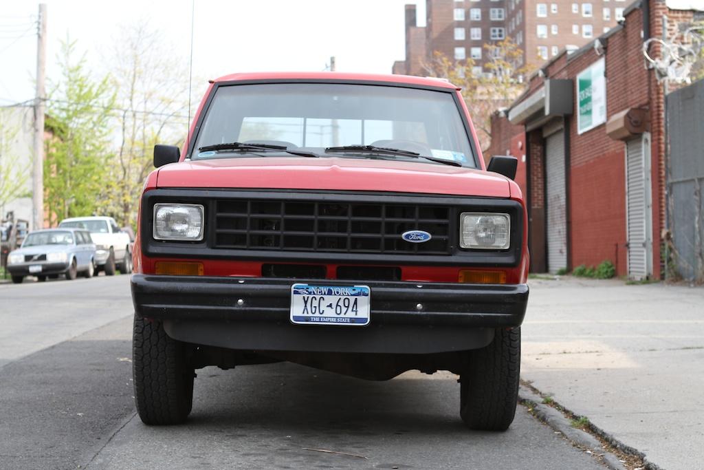 1987 Ford Ranger STX