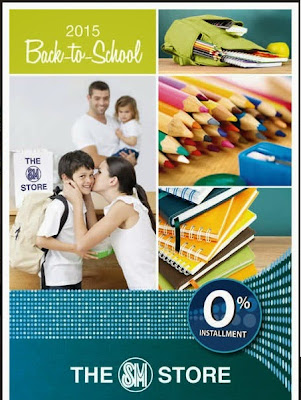 Metrobank Credit Card: The SM Store Back-to-School Promo 2015