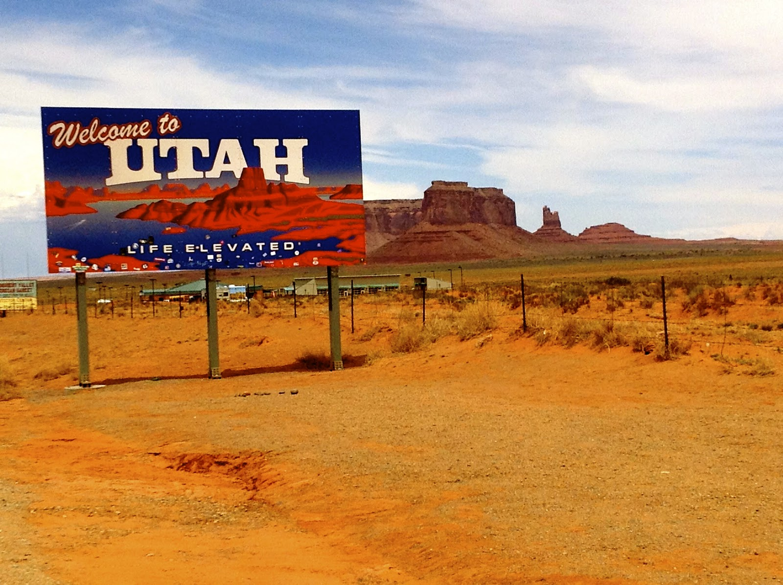 just west of my heart: road trip day 1: welcome to utah