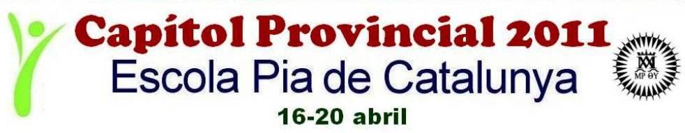 Capítol Provincial 2011