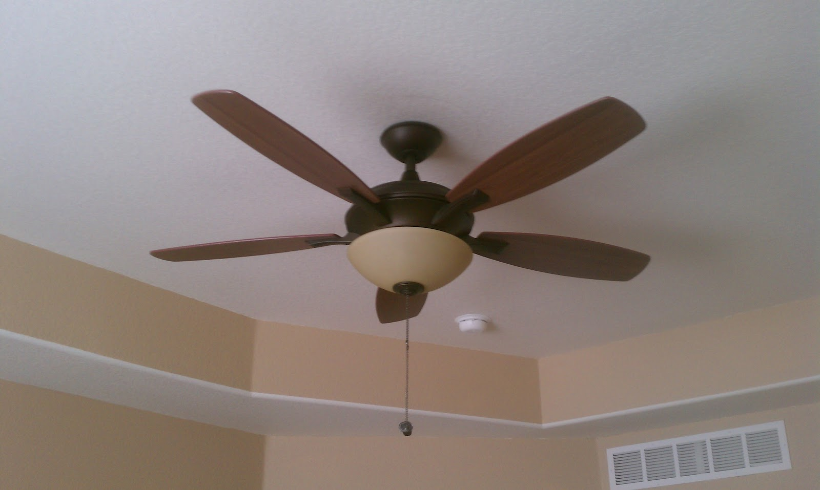 magenta and lime bedroom makeover ceiling fan