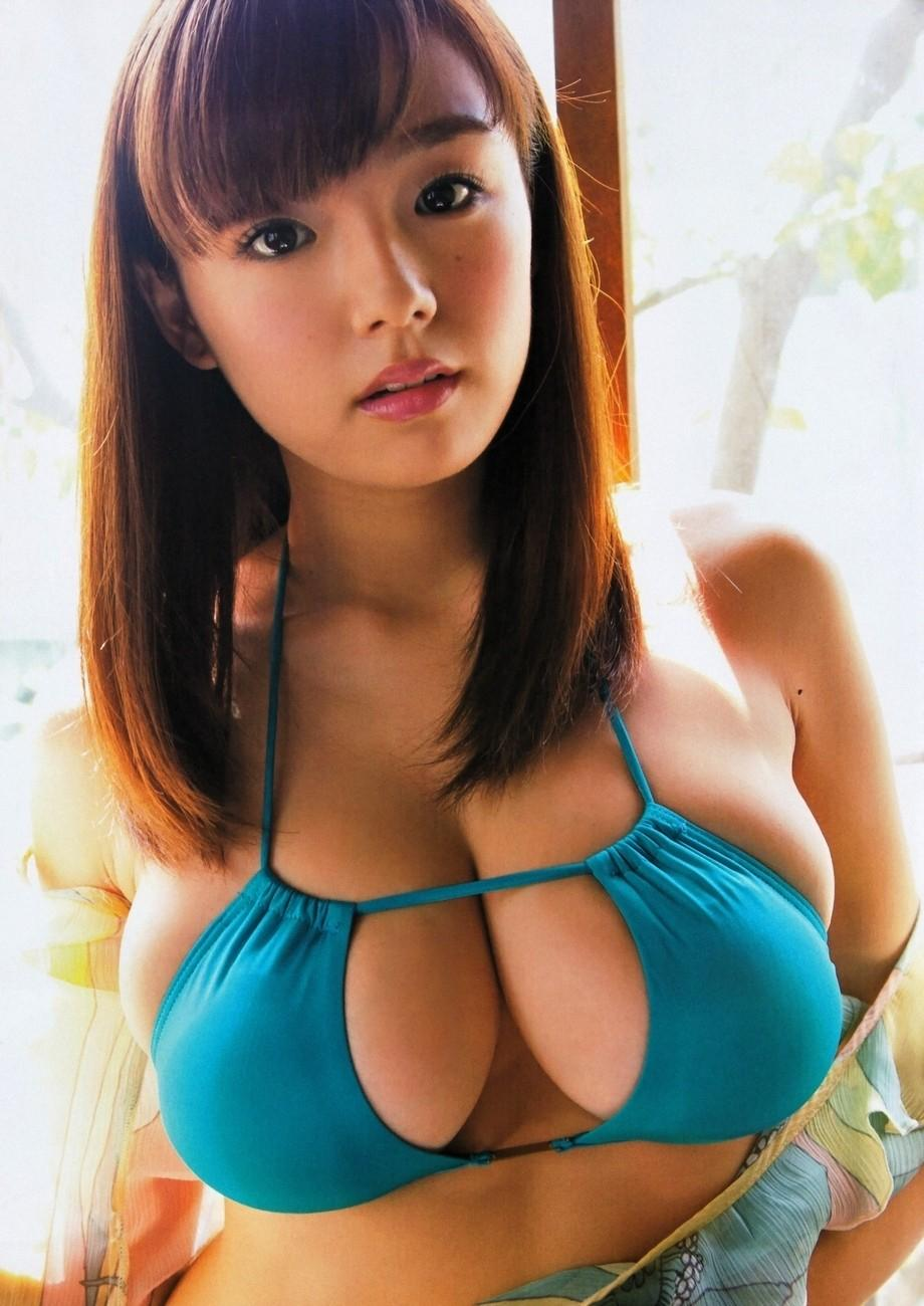 Japanese Girl With Huge Boobs, Big Boobs Naked