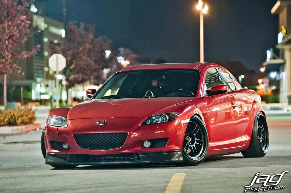 Mazda RX-8 silnik wankla