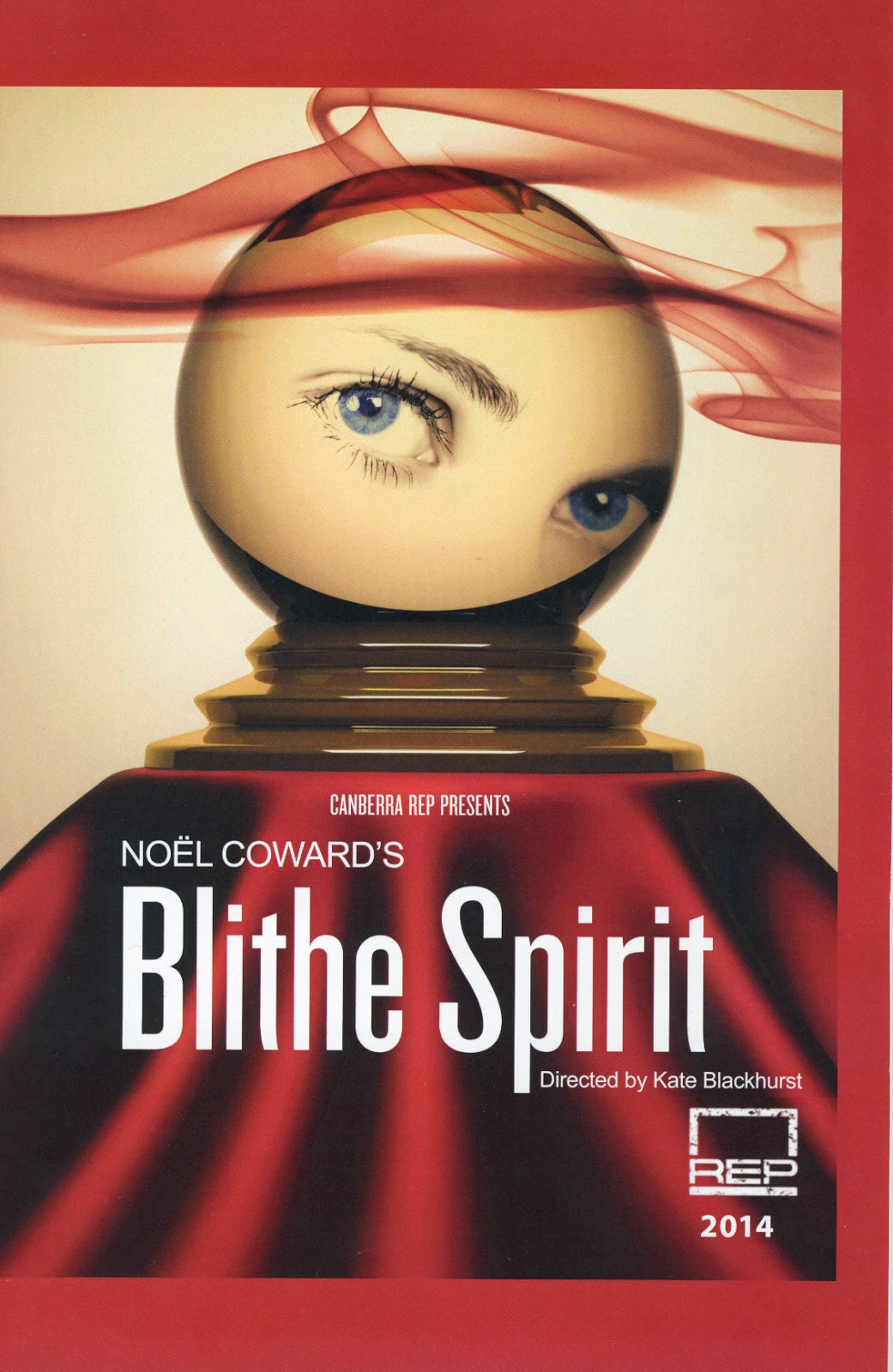 "a comical review of blithe spirit by noel coward Albany, ny  ""blithe spirit"" is one of noel coward's most durable comedies since it was first produced in 1941, it has been performed constantly capital."