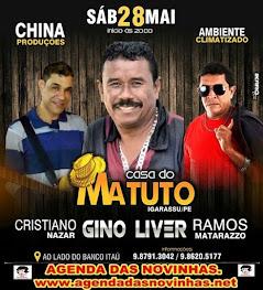 CASA DO MATUTO - GINO LIVER.