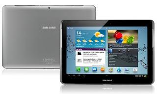Gambar Samsung Galaxy Tab 2 10.1 P5100