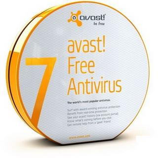 Avast! Free Antivirus 7.01456