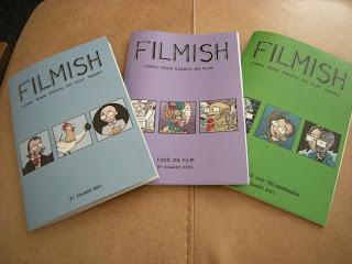 Filmish  Comic Book Essays on Film Theory