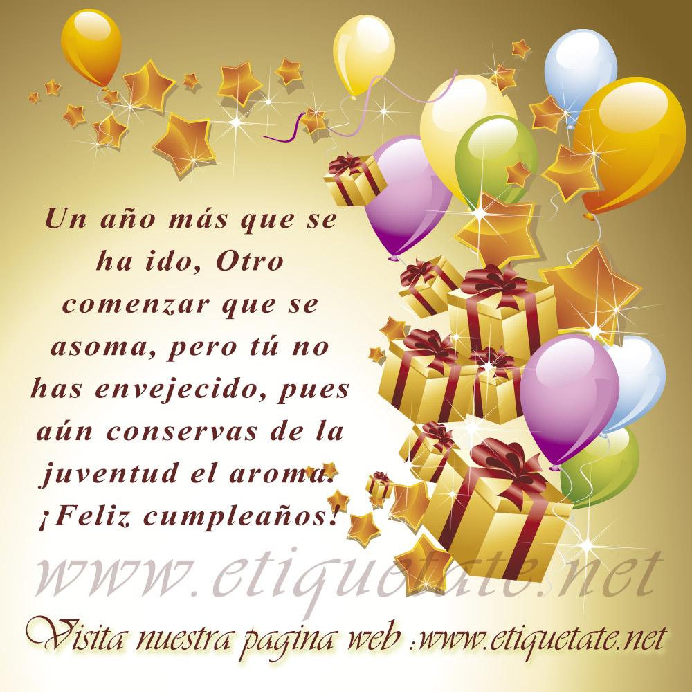 Imágenes para Facebook de Cumpleaños Gratis para