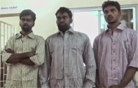 Three caught on camera murdering hotel owner in Nagercoil held