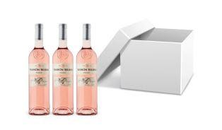 Prueba el vino rosado Ramon Bilbao