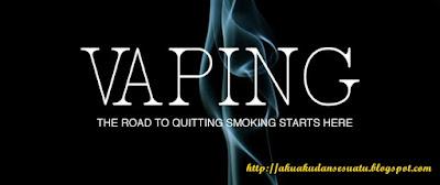 Betul ke vaping lebih sihat berbanding rokok