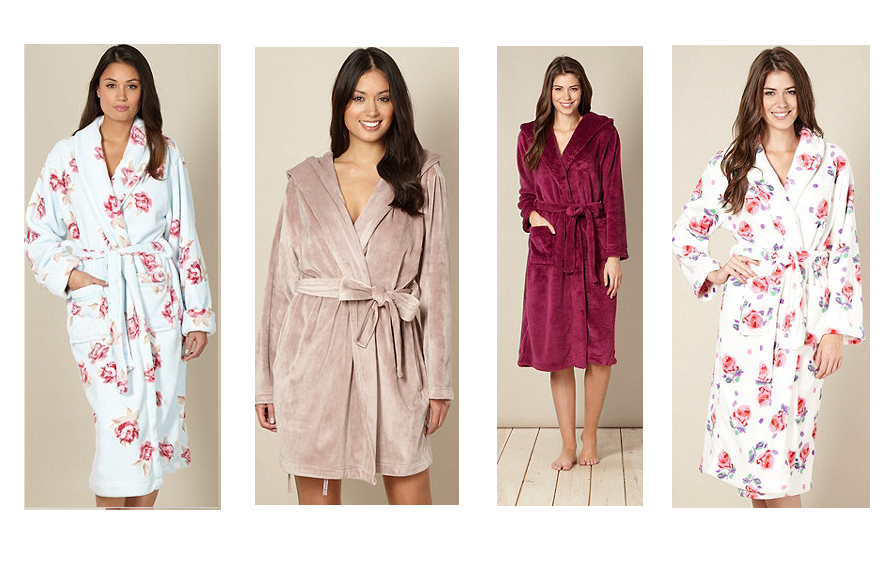 Christmas 2013 gift ideas debenhams 50 off event dressing gowns