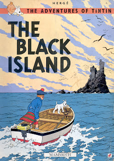 Tintin – The Black Island