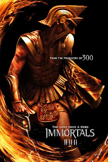 Luke Evans as Zeus - Immortals Movie