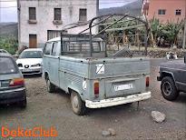 VW DOKA (DOPPEL KABINE)