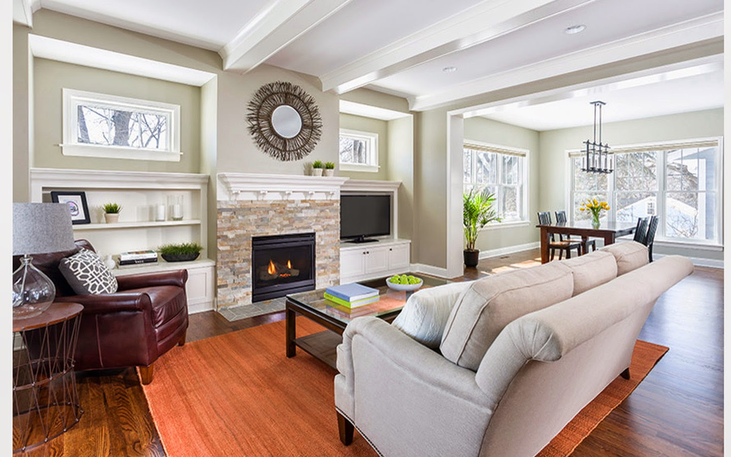 Home Interior Design Room And Picture House Traditional