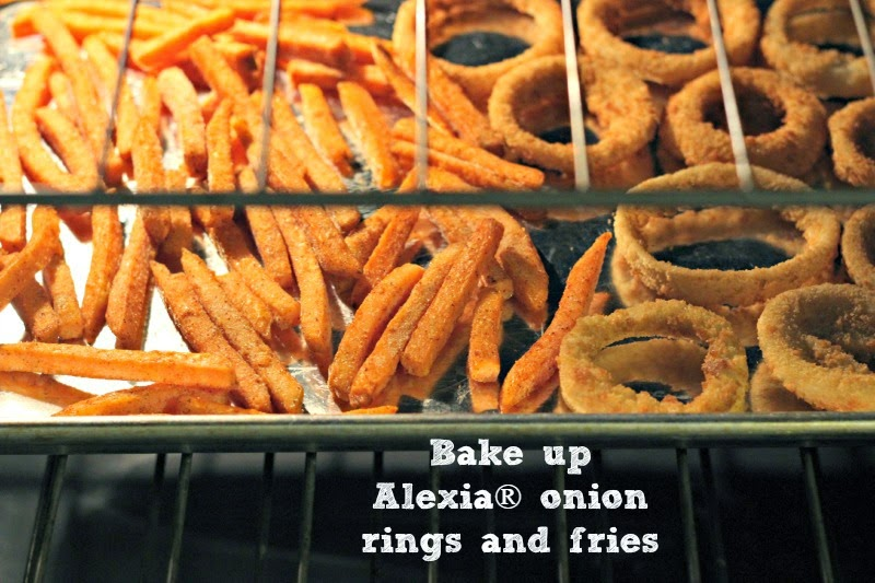 Alexia® Fries and Onion Rings