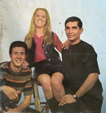 CRIOLO E BARRERITO primeiras gravações
