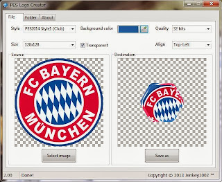 PES Logo Creator 2.00 by Jenkey1002 [For PES 2014]