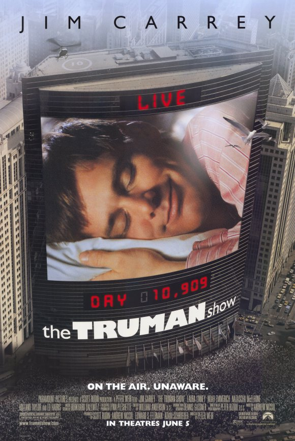 The truman show (1998) Latino Online