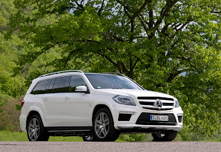 Mercedes-Benz releases 2013 GL63 AMG details for U.S.