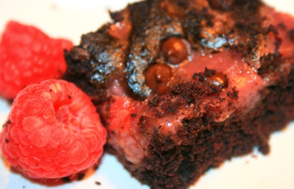 ... Raspberry Cheesecake Brownies (Gluten-Free, Dairy-Free, Egg-Free