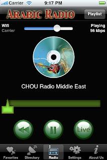 Arabic Radio IPA 4.0
