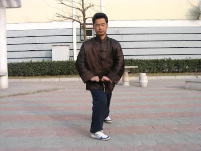 Shaolin Jingang Bashi 8