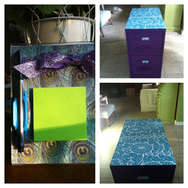 Revamp Kitchen Cupboards Ideas: Thrifty Finds And Redesigns: File Cabinet Revamp