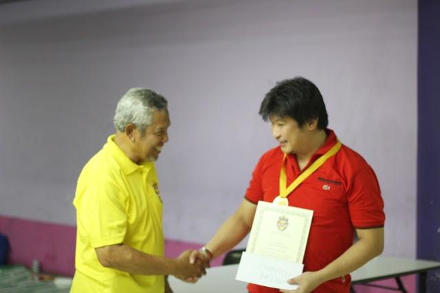 Nolte 2014 Selangor Open Champ
