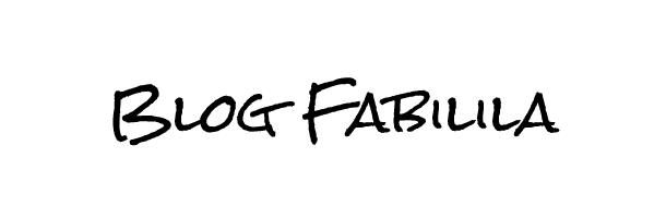 <center>Blog Fabilila</center>
