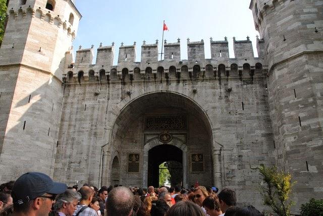 86. Topkapi Palace (Istanbul, Turkey)