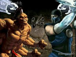 Mortal Kombat VS Street Fighter_2