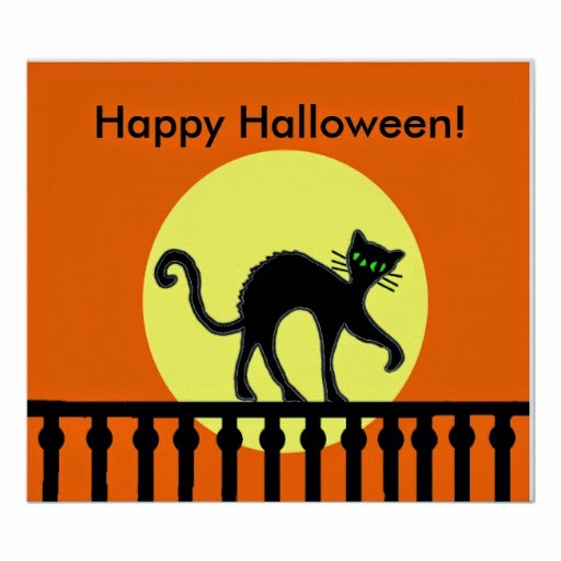 Halloween Black Cats, part 2