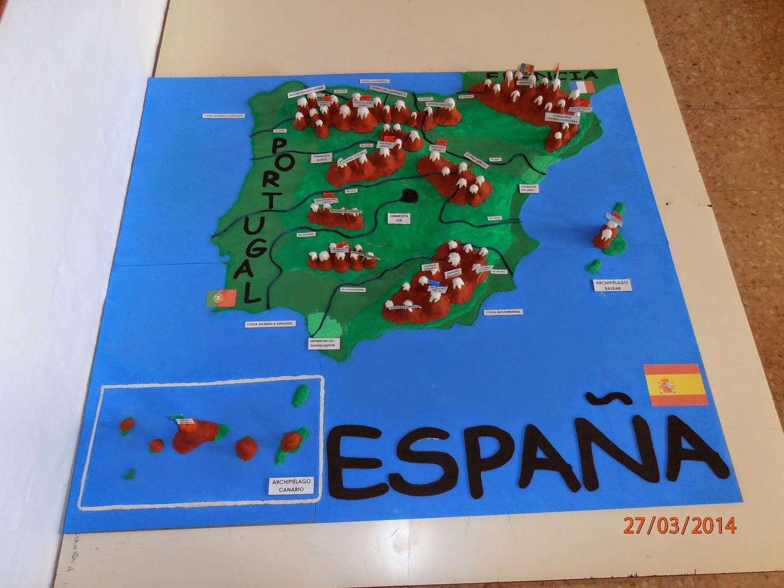 Blog de Geografa del profesor Juan Martn Martn Otras formas de