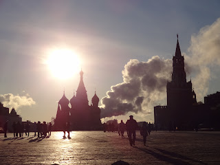 A Day in Moscow, Russia: A Visit to Red Square