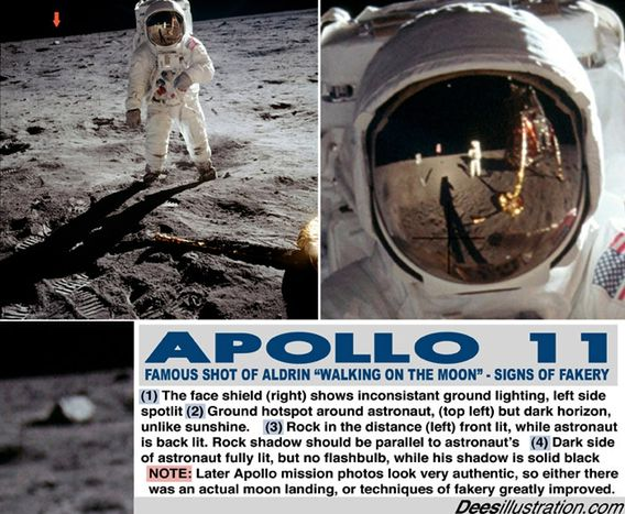Jesus draws Apollo 11 astronauts