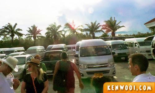 shuttle vans