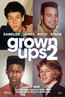 Watch Grown Ups 2 Movie Online