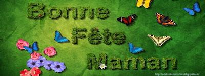 Image couverture facebook pour fête des mères