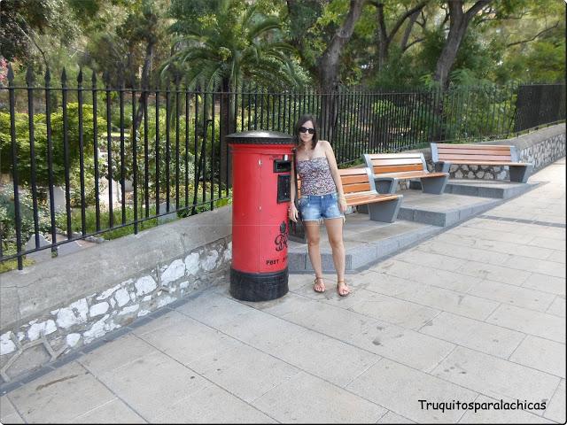 correos Gibraltar