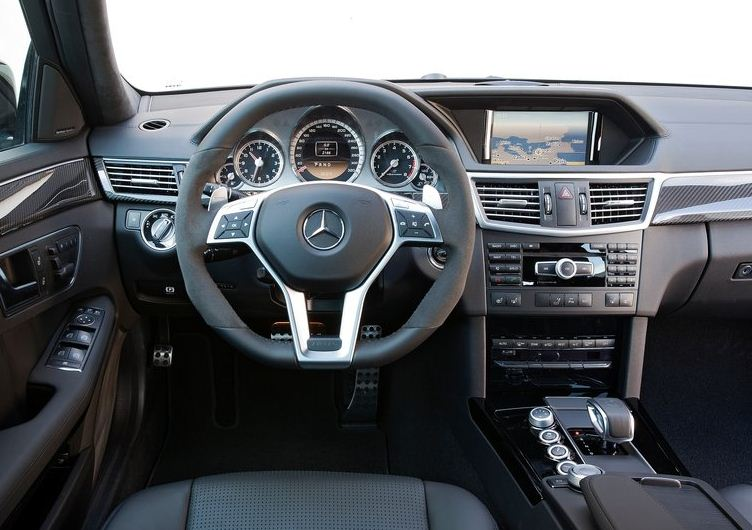 2012 Mercedes-Benz E63 AMG Wagon Interior view