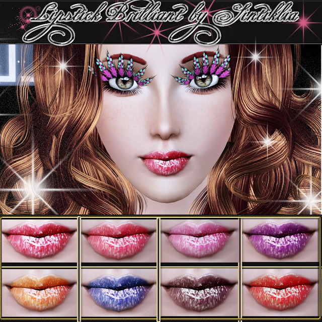 Lipstick Brilliant by Sintiklia