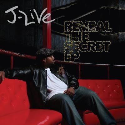 J-Live – Reveal The Secret EP (CD) (2007) (FLAC + 320 kbps)