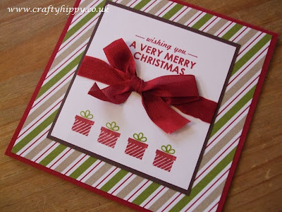 Wishing You, Stampin' Up!