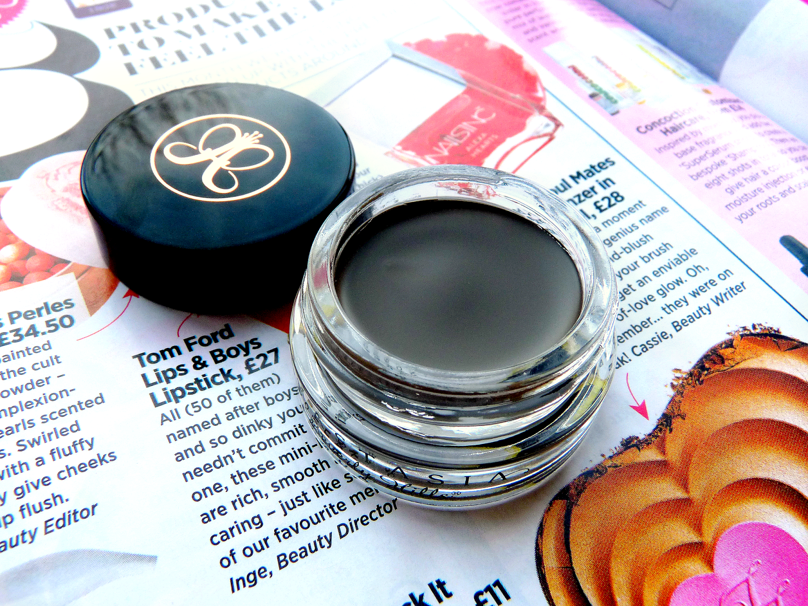 beauty, eyebrows, makeup, Anastasia Beverly Hills, Dipbrow Pomade, review, youwishyou, 2015, cosmetics, eyebrow, brow,