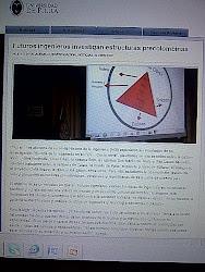 Publicación de las Exposiciones en Centro de Noticias UDEP