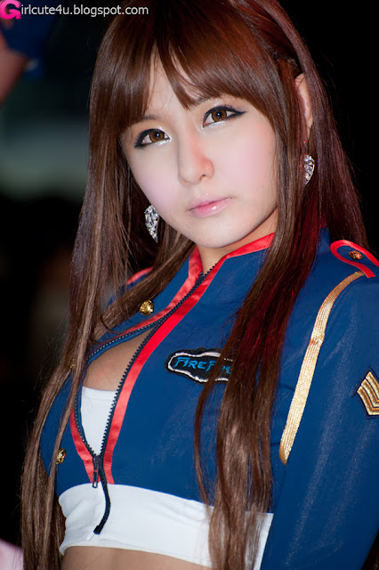 3 Ryu Ji Hye - G-Star 2011-very cute asian girl-girlcute4u.blogspot.com