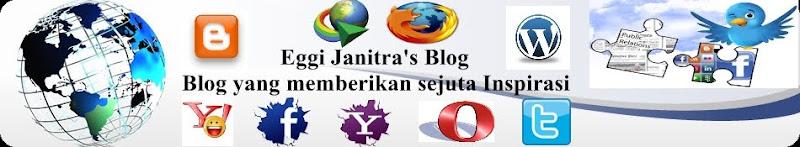 Eggi Janitra's Blog